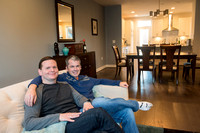 Jesse Wuertz and Dan Roth Home - Alexandria, Virginia