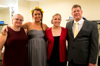 Joe and Chelsea Lord Wedding on September 13, 2014 in Athens, Ohio