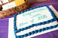 Graduation Party for Hannah Snyder and Sarah Whitmore
