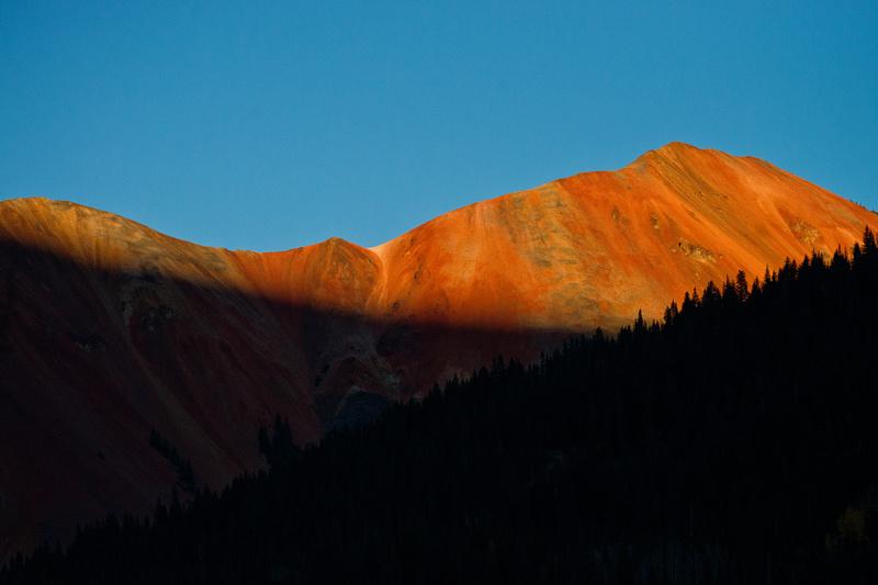 San Juan National Forest Colorado - 2012